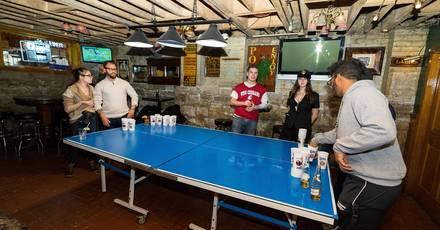 Streeters Tavern best comfort food chicago;