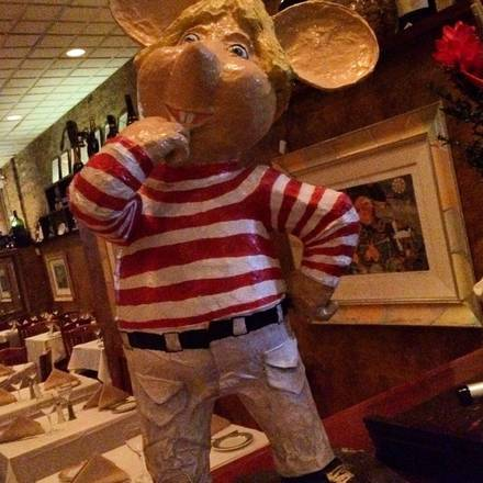 Topo Gigio Ristorante best ramen in chicago;