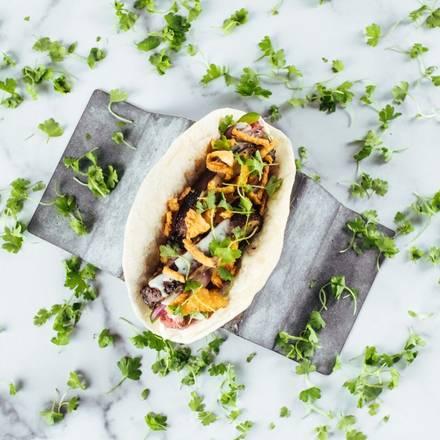 Velvet Taco best greek in chicago;