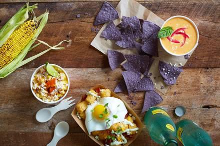 Velvet Taco best comfort food chicago;