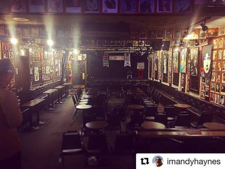 Zanies Comedy Night Club - Chicago best french bistro chicago;