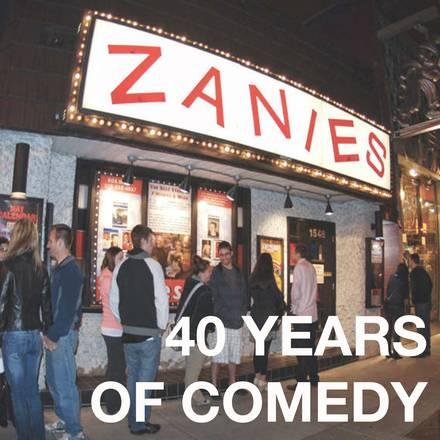 Zanies Comedy Night Club - Chicago best restaurant chicago;