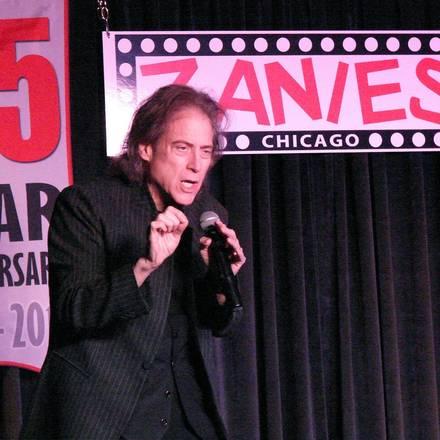 Zanies Comedy Night Club - Chicago best restaurants in chicago loop;