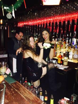 Zebra Lounge best italian restaurant in chicago;