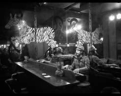 Zebra Lounge best chicago rooftop restaurants;