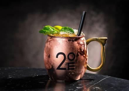 20 East best chicago rooftop restaurants;