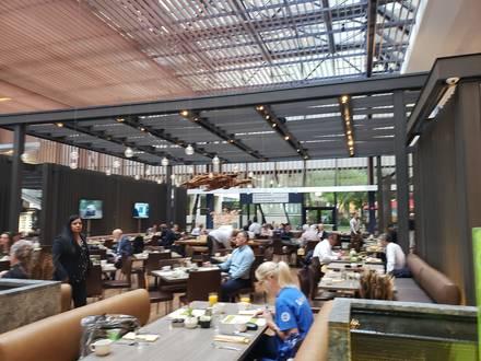 American Craft Kitchen & Bar best ramen in chicago;