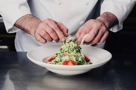 Doc B's Fresh Kitchen best chicago rooftop restaurants;