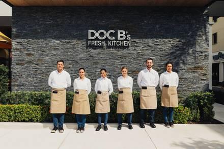 Doc B's Fresh Kitchen best greek in chicago;