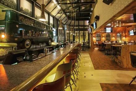 Hopsmith Tavern best german restaurants in chicago;