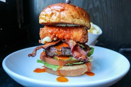 Hopsmith Tavern best comfort food chicago;