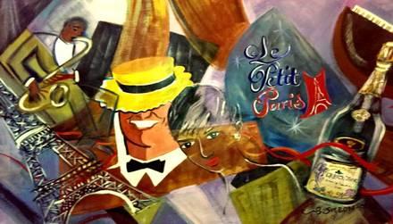Le Petit Paris best italian restaurant in chicago;