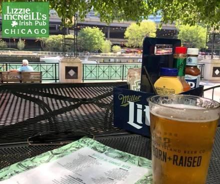 Lizzie McNeill's best chicago rooftop restaurants;