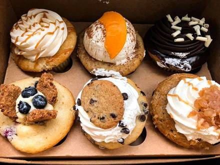 Molly's Cupcakes - Streeterville best french bistro chicago;