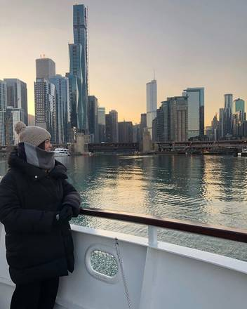 Odyssey Cruises best chicago rooftop restaurants;