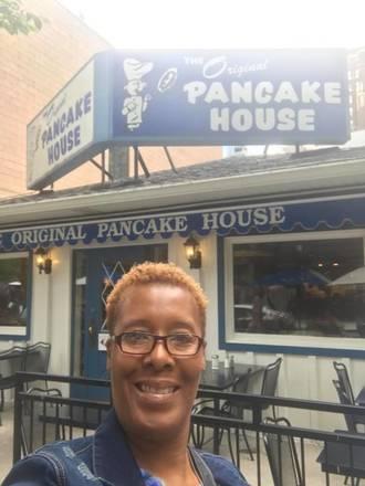 Original Pancake House best chicago rooftop restaurants;