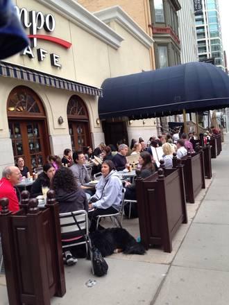 Tempo best german restaurants in chicago;