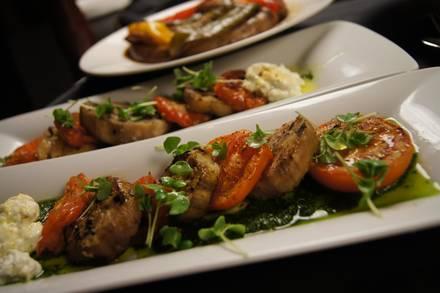 Volare (Streeterville) best chicago rooftop restaurants;