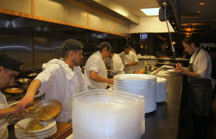 Volare (Streeterville) best italian restaurant in chicago;