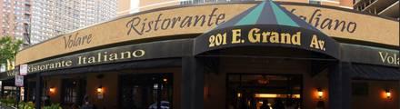 Volare (Streeterville) best comfort food chicago;