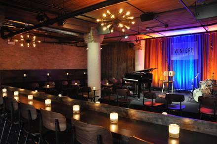 Winter's Jazz Club best ramen in chicago;