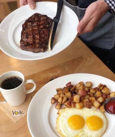 Yolk - Streeterville best german restaurants in chicago;