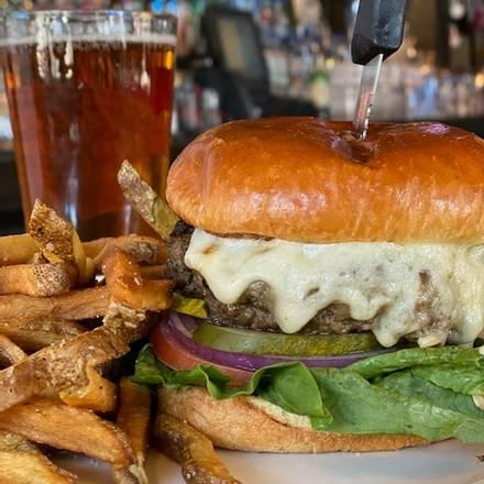 AJ Hudson's Public House best german restaurants in chicago;