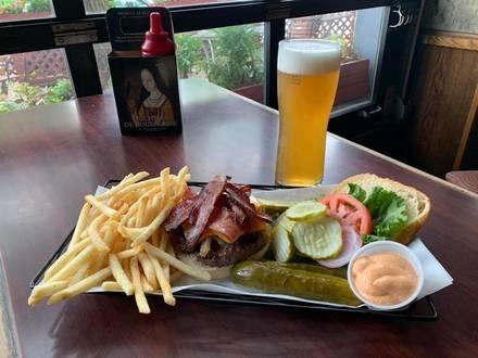 Bar on Buena best italian restaurant in chicago;