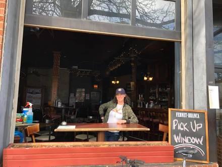 Bar on Buena best ramen in chicago;