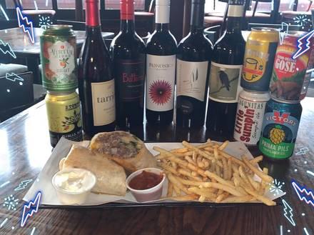 Bar on Buena best french bistro chicago;