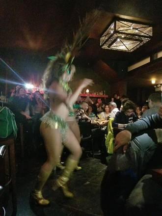 Bulerias Tapas Bar best greek in chicago;