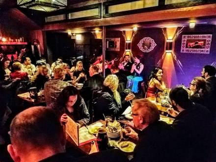 Bulerias Tapas Bar best german restaurants in chicago;