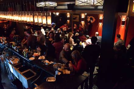 Bulerias Tapas Bar best restaurants in chicago loop;