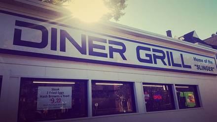 Diner Grill best french bistro chicago;