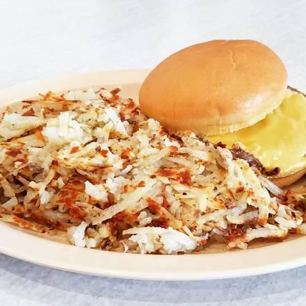 Diner Grill best fried chicken in chicago;