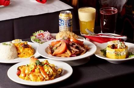 Machu Picchu Restaurant best german restaurants in chicago;
