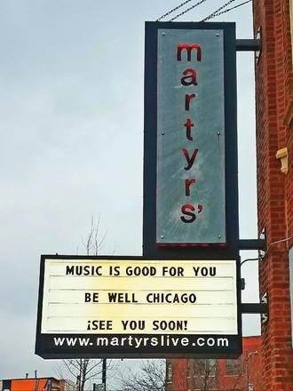 Martyrs' Restaurant and Pub best german restaurants in chicago;