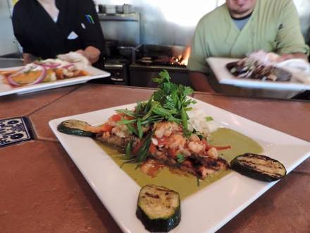 Mixteco Grill best chicago rooftop restaurants;