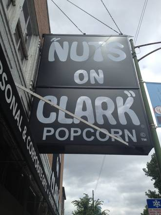 Nuts on Clark best german restaurants in chicago;