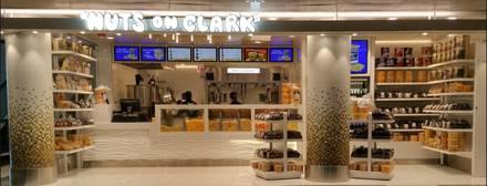 Nuts on Clark best chicago rooftop restaurants;