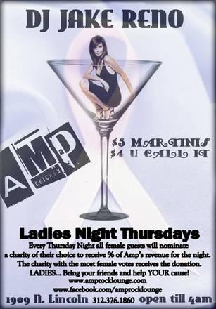 Amp Rock Lounge best comfort food chicago;