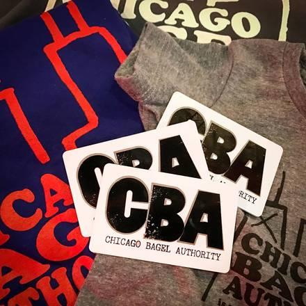 Chicago Bagel Authority best greek in chicago;