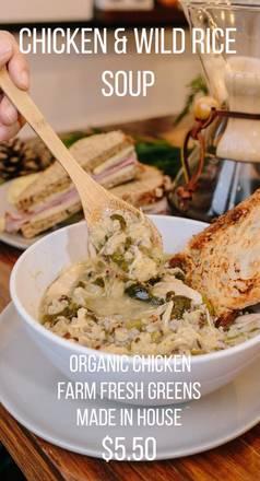 CityGrounds Coffee Bar best german restaurants in chicago;