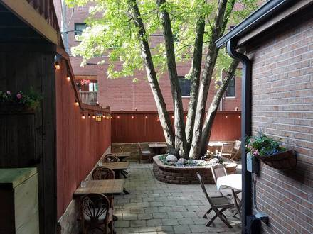 Dee's best german restaurants in chicago;
