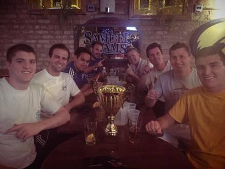 Four Shadows Tavern & Grill best greek in chicago;
