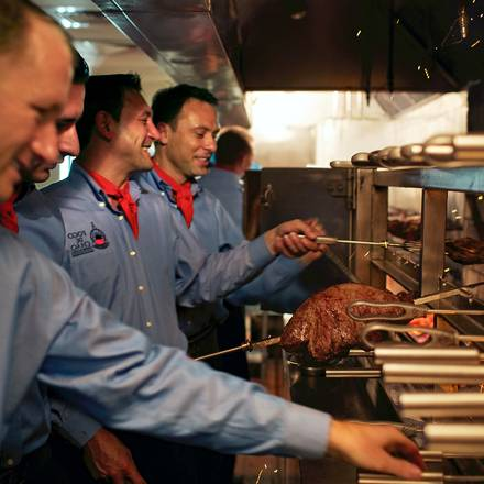 Fogo de Chao USA's BEST STEAK RESTAURANTS 2020;