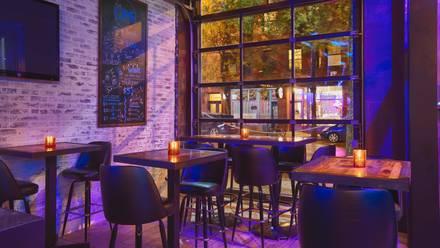 The Dime best chicago rooftop restaurants;