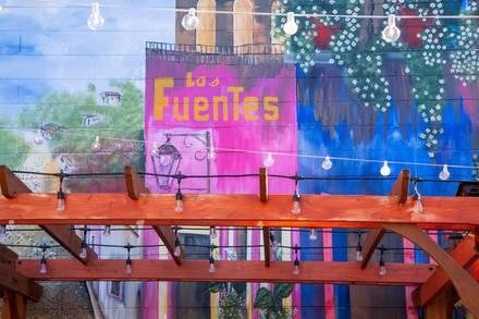 Las Fuentes  best french bistro chicago;