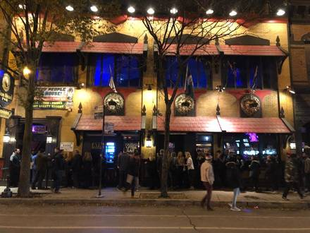 Lion Head Pub/The Apartment best greek in chicago;