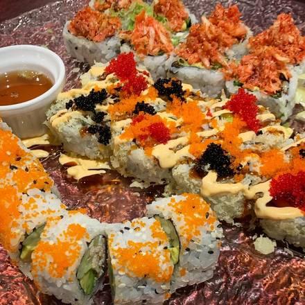 Nori Sushi best ramen in chicago;